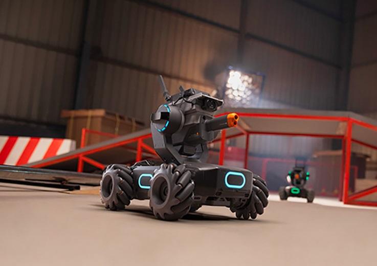 Robot Mainan STEM Pertama DJI Adalah Sebuah Tank yang Mengajarkan Coding